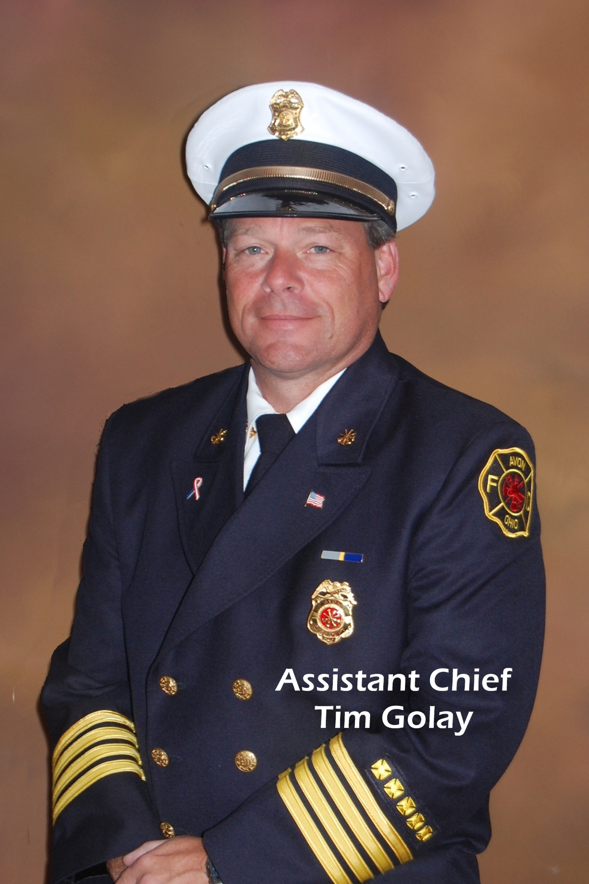 Assistant Chief Tim Golay