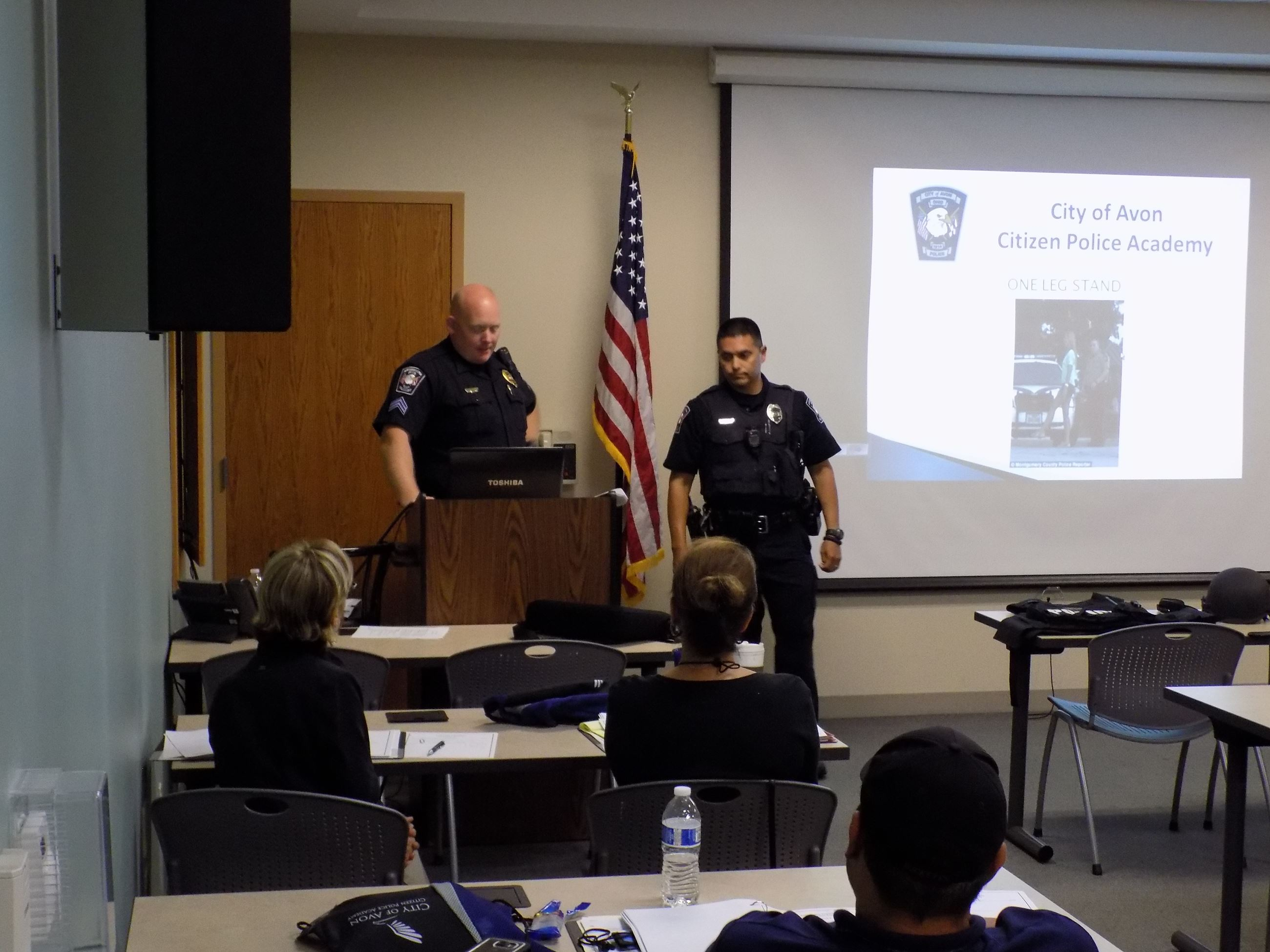 1st Annual Citizen Police Academy